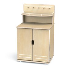 TrueModern Play Kitchen Cupboard