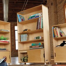 TrueModern Four-Shelf Bookcase