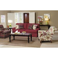 <strong>Craftmaster</strong> Debutante Sofa and Chair Set