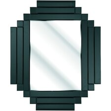 Art Deco Bevelled Mirror