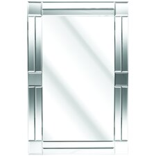 Art Deco Strips Mirror