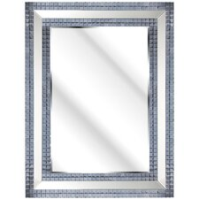 <strong>D & J Simons and Sons</strong> The Solitaire Rectangle Mirror