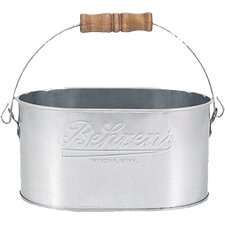 <strong>Behrens Manufacturing</strong> Embossed Vintage Steel Caddy