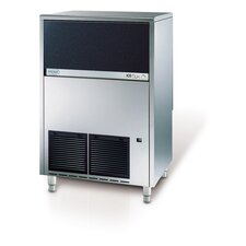 Stainless Steel Under Counter Ice Machine