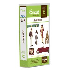 <strong>Cricut</strong> Art Deco Cartridge