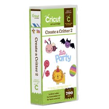 <strong>Cricut</strong> Create a Critter 2 Cartridge
