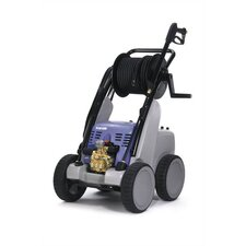 3.3 GPM / 2500 PSI Large Quadro Cold Water Electric Pressure Washer