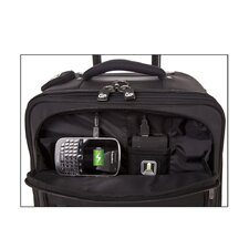 "22"" 4-Wheeled Carry-On Suitcase"