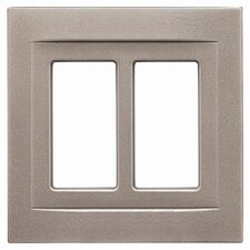 Double GFCI Magnetic Wall Plate