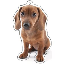 Dachshund Air Freshener (Set of 3)
