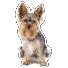 Yorkie Air Freshener (Set of 3)