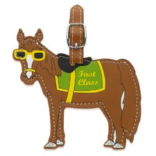 <strong>Little Gifts</strong> Horse Luggage Tag