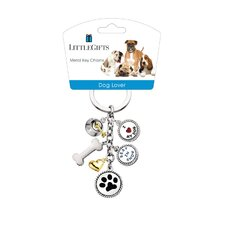<strong>Little Gifts</strong> Dog Lover V3 Key Chain