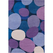 <strong>Filament  LLC</strong> Cinzia Purple Rug