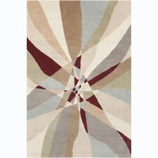 Cinzia Multi Abstract Rug