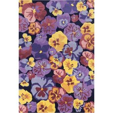 Cinzia Floral Area Rug