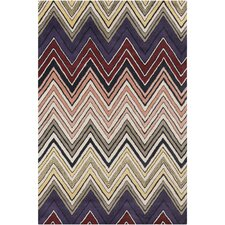 <strong>Filament  LLC</strong> Cinzia Multi Chevron Rug
