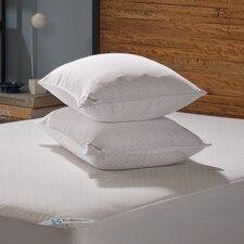 Posturepedic Allergy Protection Zippered Pillow Encasements (Set of 2)