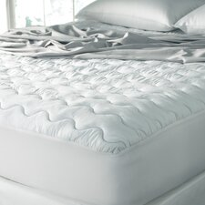 Easy Care Waterproof Microfiber 200 Thread Count Mattress Pad