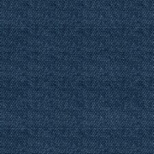 "Hobnail 18"" x 18"" Carpet Tile in Blue"