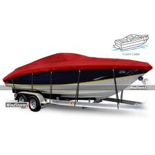Walk Around Cuddy Cabin Boat Cover without T-Top / Hard Top