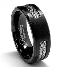 <strong>Bonndorf Laboratories</strong> Titanium Engagement Comfort Fit Band