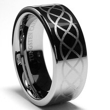 Men's Tungsten Comfort Fit Ring