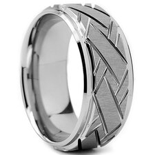 Men's Tungsten Wedding Ring