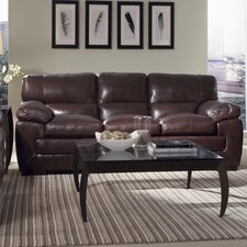 Biscayne Leather Sofa