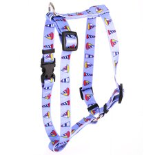 Sailboats and Lighthouses Roman Harness