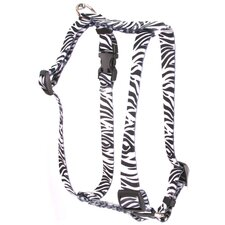 <strong>Yellow Dog Design</strong> Zebra Roman Harness