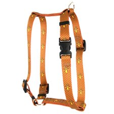 <strong>Yellow Dog Design</strong> Fleur de Lis Roman Harness