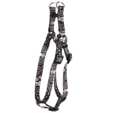Bandana Step-In Harness