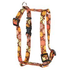 Autumn Flowers Roman Harness