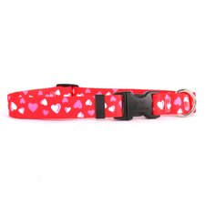Red Hearts Standard Collar
