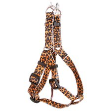 Leopard Step-In Harness