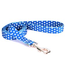 <strong>Yellow Dog Design</strong> Polka Dot Dog Lead