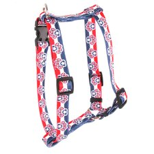 Patriotic Paws Roman Harness