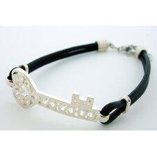 Key Cord Bracelet