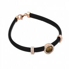 Gemstone Cord Bracelet