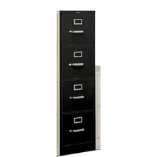 H320 Series 4-Drawer Legal  File