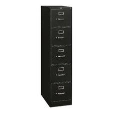 310 Series 5-Drawer Legal Vertical File