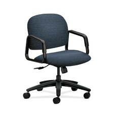 Solutions-4000 Series Mid-Back Chair with Arms