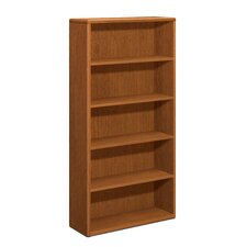 "10700 Series 71"" H Five Shelf Bookcase"