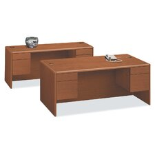 10700 Series Double Pedestal Executive Desk