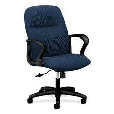 Gamut Series Managerial Mid-Back Swivel / Tilt Chair