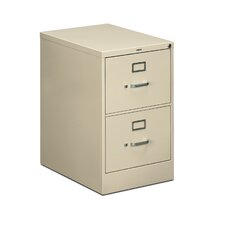 <strong>HON</strong> 510 Series Two-Drawer Vertical Legal Filing Cabinet