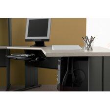 "66000 Series 66"" W Corner Desk"
