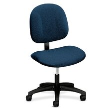 Every-Day Series Swivel-Back Pivot Task Chair, Olefin Fabric, Gray