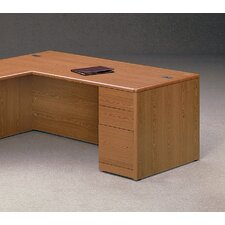 "<strong>HON</strong> 10700 Series 72"" W Right Pedestal Executive Desk"